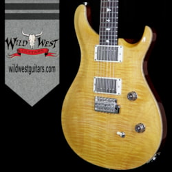 PRS - Paul Reed Smith PRS Wild West Guitars Special Run CE 24 Flame Maple Top and 57/08 PU Honey 238566