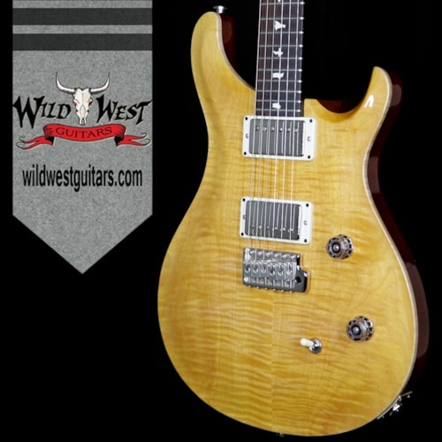 2017 PRS - Paul Reed Smith PRS Wild West Guitars Special Run CE 24 Flame Maple Top and 57/08 PU Honey 238566 Honey, Brand New