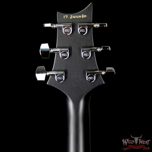 2017 PRS - Paul Reed Smith PRS Wild West Guitars Special Run CE 24 Flame Top 57/08 Pickups Faded Grey Black Purple Burst 244030 Faded Grey Black Purple Burst, Brand New, $2,099.00