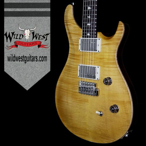 2017 PRS - Paul Reed Smith PRS Wild West Guitars Special Run CE 24 Flame Maple Top and 57/08 PU Honey 238558 Honey, Brand New, $2,099.00