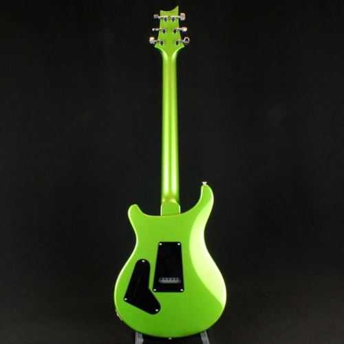 2017 PRS (Paul Reed Smith) S2 Custom 24 Color of the Month Jewel Lime Metallic, Brand New, Original Soft, $1,449.00