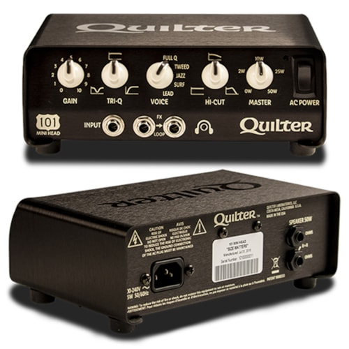 2017 Quilter 101 Mini Head Brand New, Call For Price!
