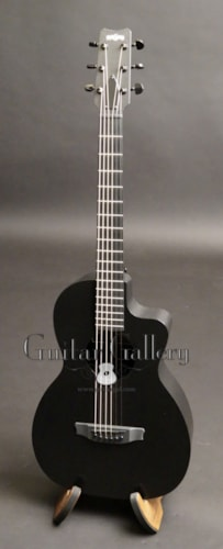 2017 RainSong Graphite Guitars CH-PA1100NSG Carbon Glass (Black), Brand New, GigBag, Call For Price!