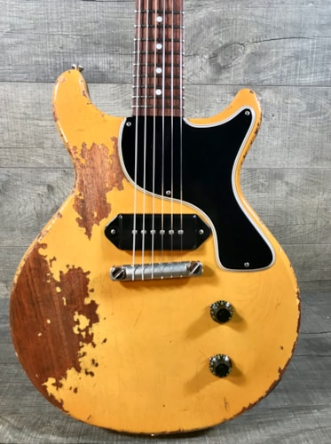 2017 Rock n Roll Relics Thunders TV Yellow