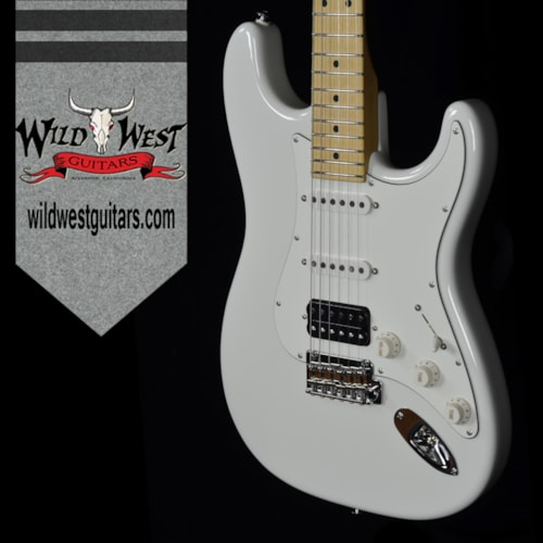 2017 Suhr Classic Pro HSS Maple Board Olympic White Olympic White, Brand New, $1,995.00