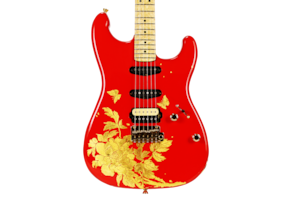 2018 10S ICC Masterbuilt Artwork Limited Edition Peony Crimson