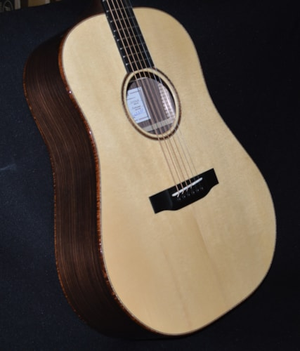 2018 Bedell Coffee House Dreadnaught Natural Gloss, Brand New, Hard