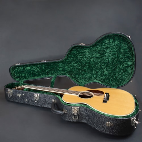 2018 Bourgeois Large Soundhole OM AT Adirondack Spruce, Brazilian Rosewood Natural, Brand New, Original Hard, Call For Price!