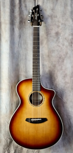 2018 Breedlove Pursuit Exotic Concert CE