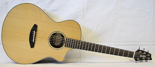 Breedlove Pursuit Exotic Ziracote Natural