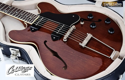 2018 Collings I-30 LC Walnut