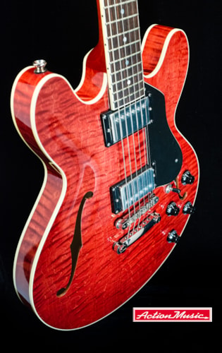 2018 Collings I-35 LC Cherry, Brand New, Original Hard, $4,455.00