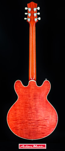 2018 Collings I-35 LC Faded Cherry