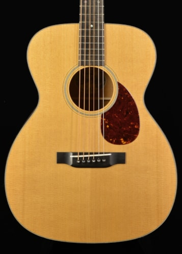 2018 Collings OM1 Natural, Brand New, Original Hard