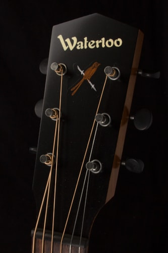 2018 Collings Waterloo WL-14 Scissortail Natural, Brand New, Hard, $2,250.00