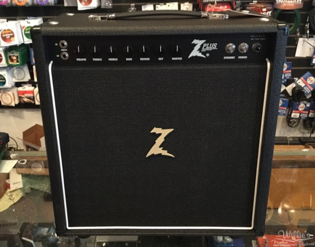 2018 Dr. Z Z-Plus Black, Brand New