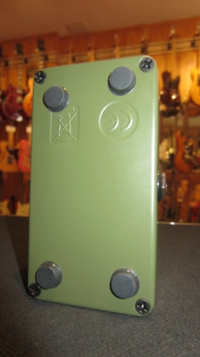 2018 Electro-Harmomix Green Russian Big Muff Reissue Green, Excellent, $59.00