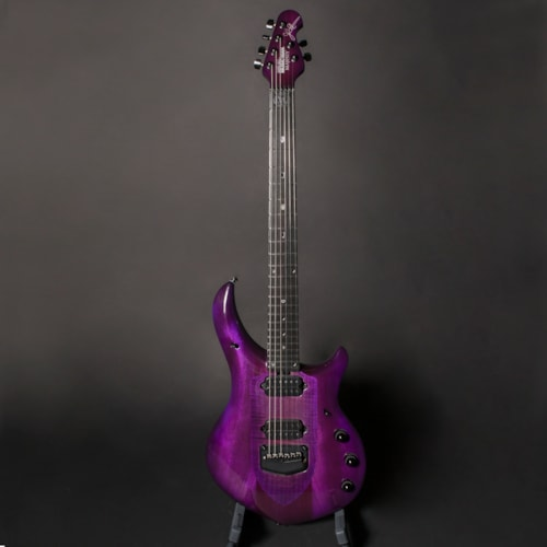 2018 ERNIE BALL MUSIC MAN Monarchy Series Majesty Majestic Purple, Brand New, Original Hard, $3,299.00