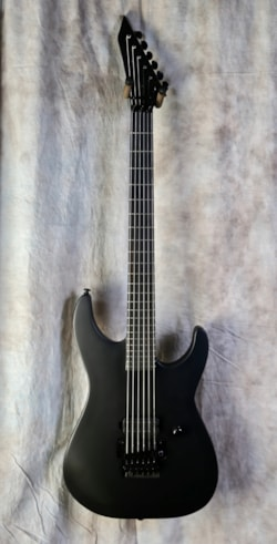 2018 ESP/LTD M Black Metal