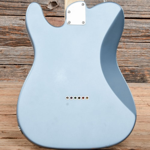 Fender American Elite Telecaster Satin Ice Blue 2018