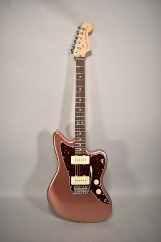 2018 Fender American Performer Jazzmaster Penny Finish Electric Guitar