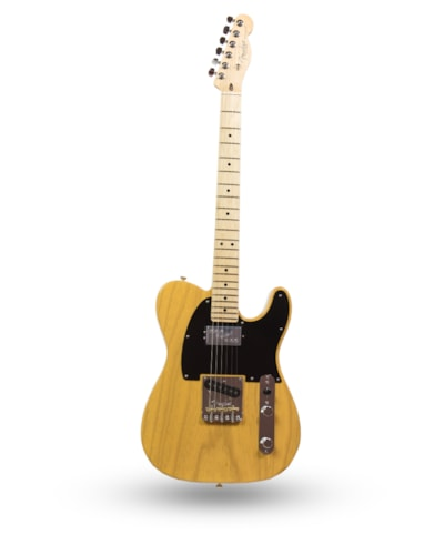 2018 Fender American Professional Telecaster Limited Edition Butterscotch Blond, Brand New, Original Soft