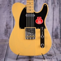 2018 Fender Classic Player Baja Telecaster, Blonde