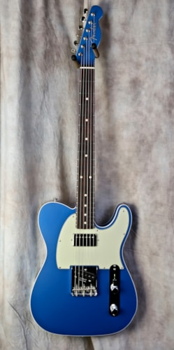 2018 Fender Custom Shop '60 Reissue Telecaster Custom Lake Placid Blue, Brand New, Original Hard