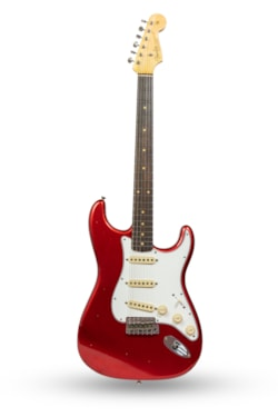2018 Fender Custom Shop '63 Stratocaster Journeyman Relic