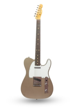 2018 Fender Custom Shop '63 Telecaster Journeyman Relic