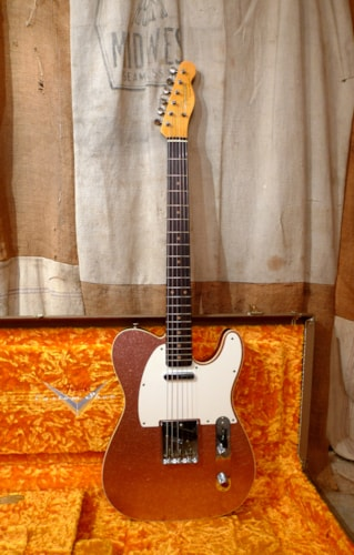 2018 Fender Custom Shop Journey Man '59 Telecaster Custom (1959 Reissue)