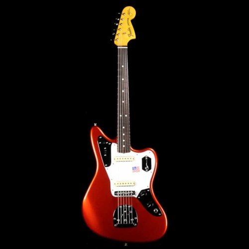 2018 Fender Johnny Marr Signature Jaguar Metallic KO 2018