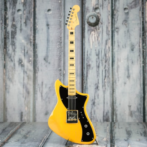 Used 2018 Fender Limited Edition Meteora, Butterscotch Blonde