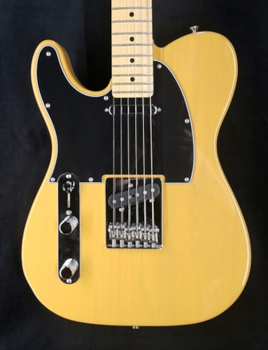 2018 Fender Player Series Telecaster Butterscotch LEFTY