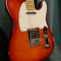 2018 Fender Player Telecaster Plus Top