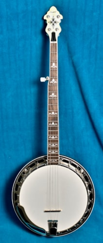 2018 Flinthill FHB-260 Five String Banjo