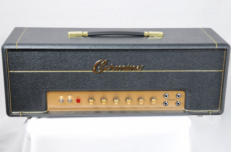 2018 Gemino Club 40 w Solid State Rectifier Black Excellent $1,599.00