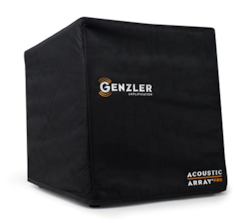 2018 Genzler Acoustic Array PRO Padded Cover