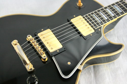 2018 Gibson 1957 Les Paul BLACK BEAUTY! 57 Custom Shop True Historic Reissue LPB7