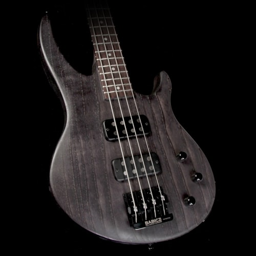2018 Gibson 2018 EB Electric Bass Guitar Satin Trans Black