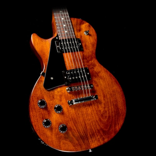 2018 Gibson 2018 Les Paul Faded Left-Handed Worn Bourbon > Guitars Electric  Solid Body | The Music Zoo