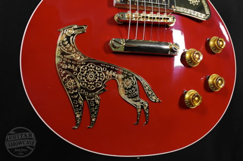 2018 Gibson Chinese New Year Les Paul Crimson Red, Brand New, Original Hard