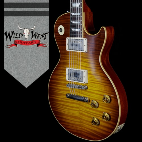 2018 Gibson Custom Shop Historic 1959 Les Paul VOS  Royal Teaburst, Mint, Original Hard, $11,999.00
