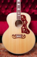 2018 Gibson Gibson 2018 SJ-200 AN Acoustic Electric Guitar Antique Natural