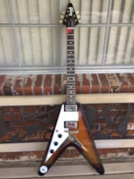 2018 Gibson LEFTY Custom Shop '59 Flying V (1959 Reissue)