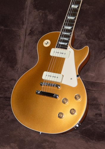 2018 Gibson Les Paul Classic P-90's Gold Top
