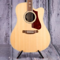 2018 Gibson Montana Hummingbird Supreme Acoustic/Electric, Antique Natural