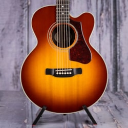2018 Gibson Montana Parlor Rosewood AG Acoustic/Electric, Rosewood Burst