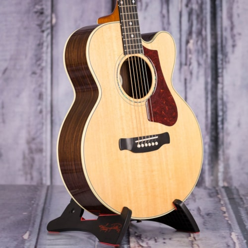 Used 2018 Gibson Montana Parlor Rosewood AG Acoustic/Electric, Antique Natural