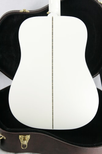 2018 Gibson Montana WHITE DOVE! Limited Edition Acoustic Guitar! hummingbird j45